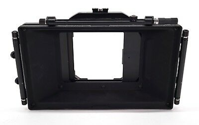 Arri Mmb-1 Matte Box Mattebox 15Mm Rod Mount Single Stage.