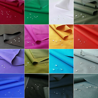 "1 Yard Cordura 1000D Nylon Waterproof Dwr Outdoor Military Fabric 26 Colors 60""w"