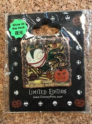 Hong Kong Disneyland 2013 The Nightmare Before Christmas Pin Le500