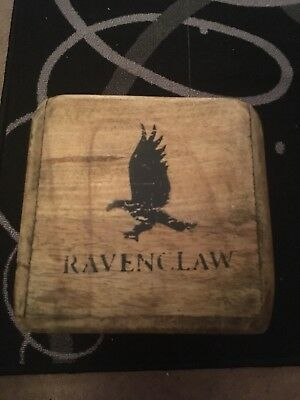 Harry Potter Ravenclaw Wooden Crate