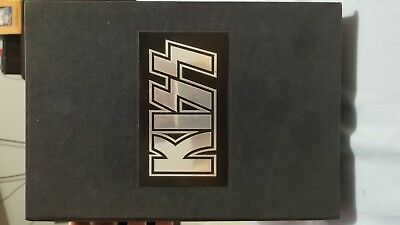 KISS Box Set The Definitive Coll(CD, Nov-2001, 5 Discs, Universal Distribution)