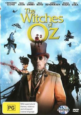 Witches of Oz - DVD (NEW & SEALED)