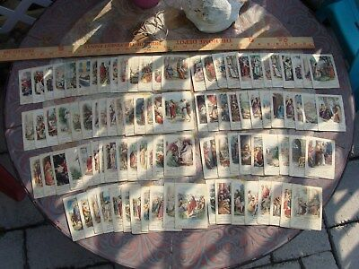 95 Vintage Bible Cards 1930's-1940's by Gospel Publishing House Springfield MO