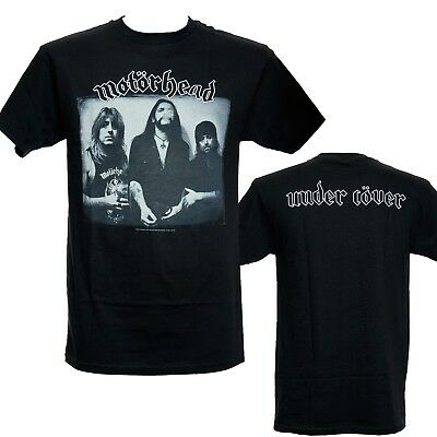 MOTORHEAD - UNDER COVER - Official T-Shirt - Metal - New 2XL ONLY