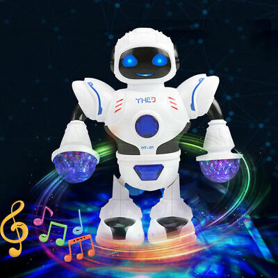 Toys For Boys Robot Kids Toddler Robot 5 6 7 8 9 Year Old Age Boys Cool Gift Toy