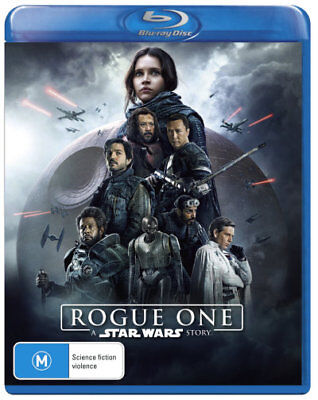 Rogue One: A Star Wars Story - Blu-ray (NEW & SEALED)
