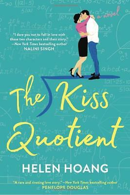 THE KISS QUOTIENT by  HOANG, HELEN - NEW PAPERBACK (0451490800)