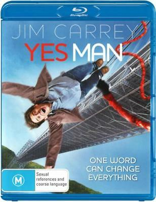 Yes Man - Blu-ray (NEW & SEALED)