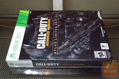 Call of Duty: Advanced Warfare Atlas Limited Edition (Xbox 360) FACTORY SEALED!