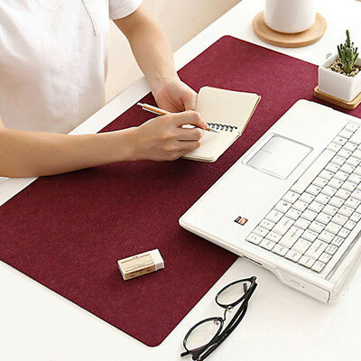 Felt Cloth Large Gaming Mouse Pad Extended Desk Computer Mat Mousepad Sweet