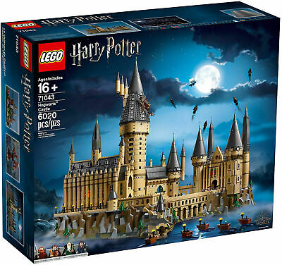 LEGO 71043 Castello di Hogwarts HARRY POTTER AGO 2018 SET ESCLUSIVO