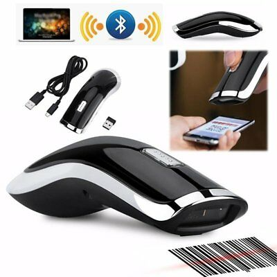 2.4G Wireless Barcode Scanner Handheld Scanning 2D QR Codes 1D Bar Code M2 QR FK