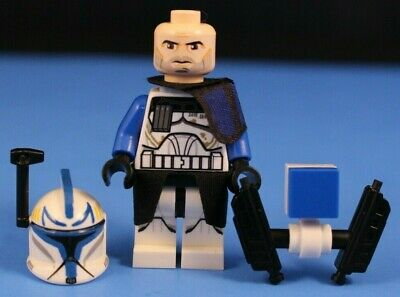 Lego Star Wars 75012 Captain Rex Clone Custom Deluxe Minifigure