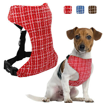 Soft Mesh Pet Control Harness for Dog Cat Walking Collar Safety Strap Vest XS-L