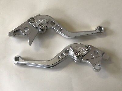 C-777 Short Black for Yamaha Lextek CNC Brake /& Clutch Lever Set F-16 #279