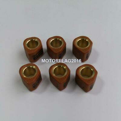 Polygon Roller Set Sliders 18x14mm for Scooter ATV GY6 125 GY6 150 152QMI 157QMJ