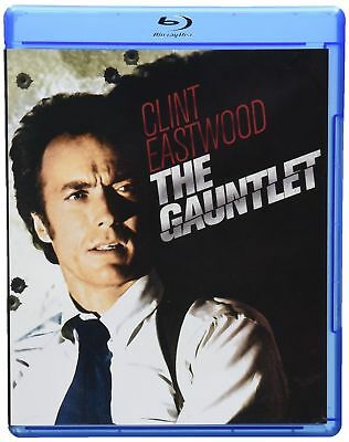 Blu Ray THE GAUNTLET. Clint Eastwood. Region free. New sealed.