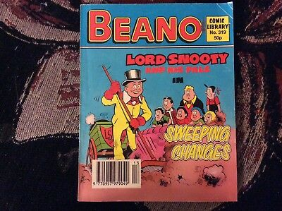 Beans Comic Library No 319 50p