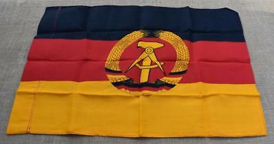 """Vintage East Germany National Flag 15"""" x 21"""" New Old Stock 40cm x 60cm"""