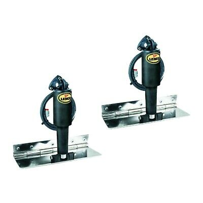 """Lenco 15088-101 Limited Space Trim Tab Kit Without Switch  4"""" x 12"""""""