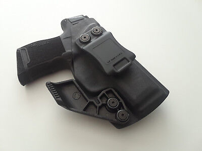 4-in-1 Holster IWB/AIWB Kydex Holster w/ RCS Claw Appendix Adjustable Cant