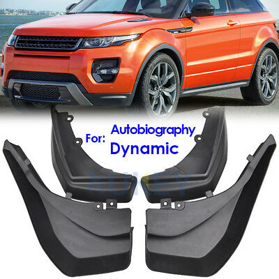 For Range Rover Evoque Dynamic Autobiography Sport 12-18 Mud Flaps Splash Guards