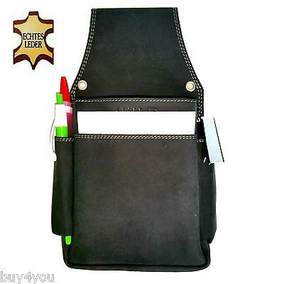 Real Leather Holster Pouch Waiter Purse Waiter Holster