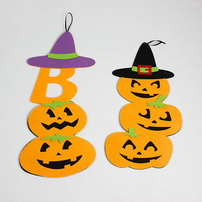 New Age Scare Halloween Party Boo! Ghost! Hanging Sign Decoration Ornaments