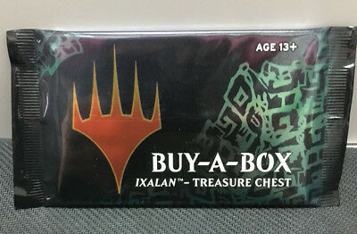 MTG English Ixalan Treasure Chest Buy a Box Promo Pack x1