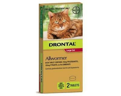 Drontal For Cat's Ellipsoid 6Kg