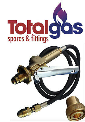 NEW LPG Filler Gun & Hose with Automotive LPG Tank Decanting Fitting 1010951