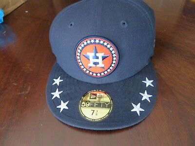 newest a5f5d b88fb Houston Astros New Era 2018 All-Star Workout Fitted Hat Cap 59FIFTY MLB