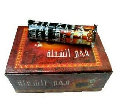 Charcoal Disc Shisha Hookah Sheesha Coal Instant Light Tablets For Al Fakher