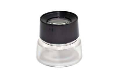 Kood 10X Loupe Stand Lupe Magnifier Slides Film Stamps Viewing