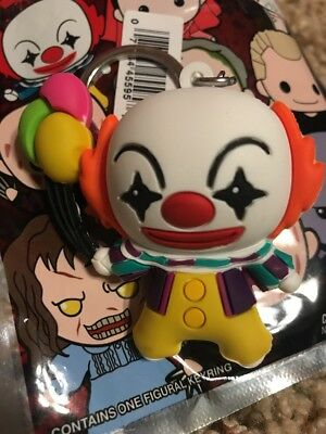 Horror Properties Figural Keyring Series 2 PENNYWISE THE CLOWN KEYCHAIN It