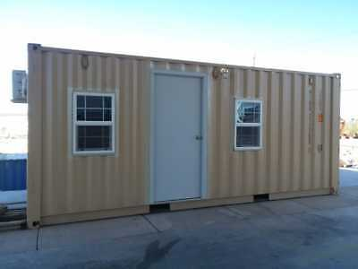 Office Container 20FT