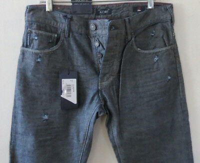 cce70cbf ARMANI JEANS MEN'S style J28 slim fit 5-pockets pants new with tag ...