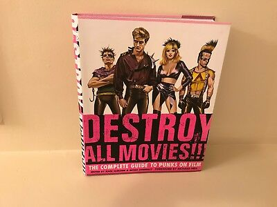 Destroy All Movies The Complete Guide To Punks On Film