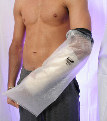Limbo Adult Waterproof Below Elbow Cast Protector