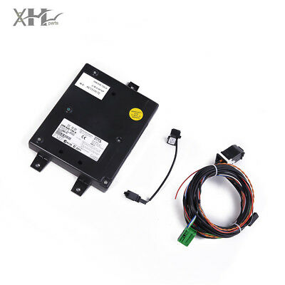 9W2 Bluetooth Interface Module Kit For VW Jetta Golf CC RCD510 RNS510 1K8035730D