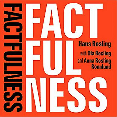 Factfulness Why Things Are Better Than You Think by Hans Rosling - MP3 Audiobook