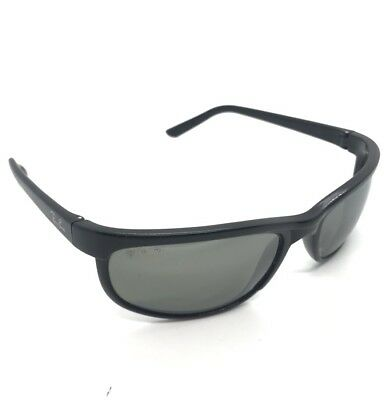 46e608d746 Ray Ban RB 2027 Predator 601 W1 Sunglasses Polished Black W Grey Polarized  Lens