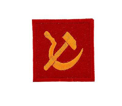 Patch embroidered badge flag russia ussr cccp ussr soviet marine
