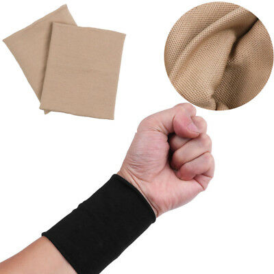 2XCompression Brace Support Wrist Sleeve Tattoo Cover Relieve Carpal Tunnel Pain