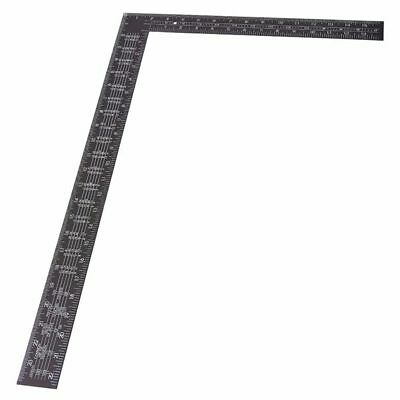 """16"""" x 24"""" Steel Roofing Framing Square Carpenters Rafters By Am-Tech"""