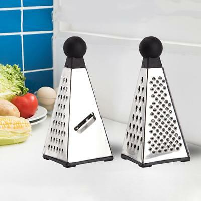 Stainless Steel Four-sided Vegetable Multifunctional Vegetable Cheese Grater