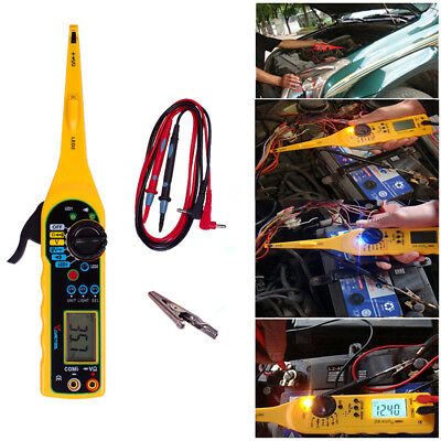 Automobile Circuit Tester Multi-function Car Auto Power Electric Circuit Tester