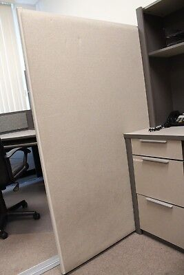"Office Partition Walls - ""48"" X 60"" X 1'  Office Space Divider"