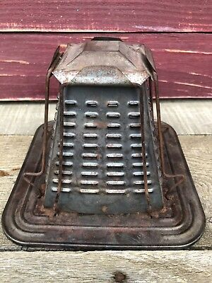 Vintage Woodstove Or Camping Toaster, Non Electric