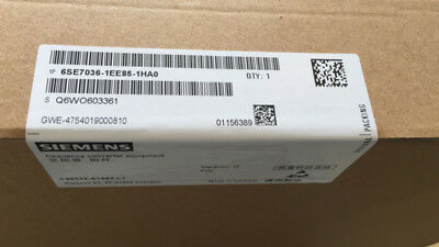1PC NEW SIEMENS 6SE7036-1EE85-1HA0/C98043-A1682-L1   via DHL or EMS